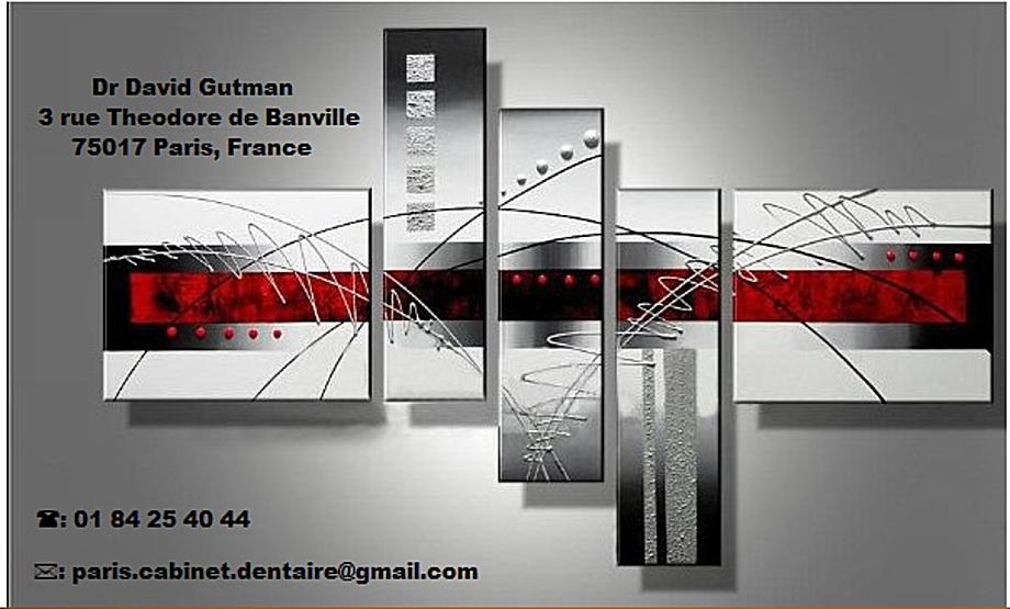 dr david gutman dentiste paris 17 75017 facettes dentaires et esthetique. Black Bedroom Furniture Sets. Home Design Ideas